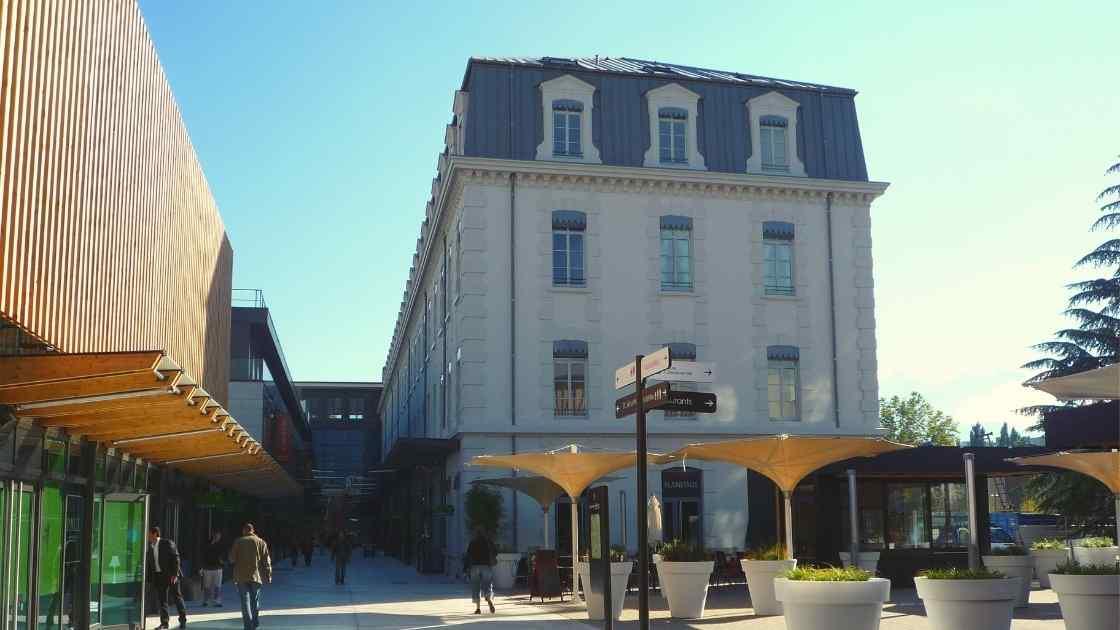 Caserne de Bonne Grenoble