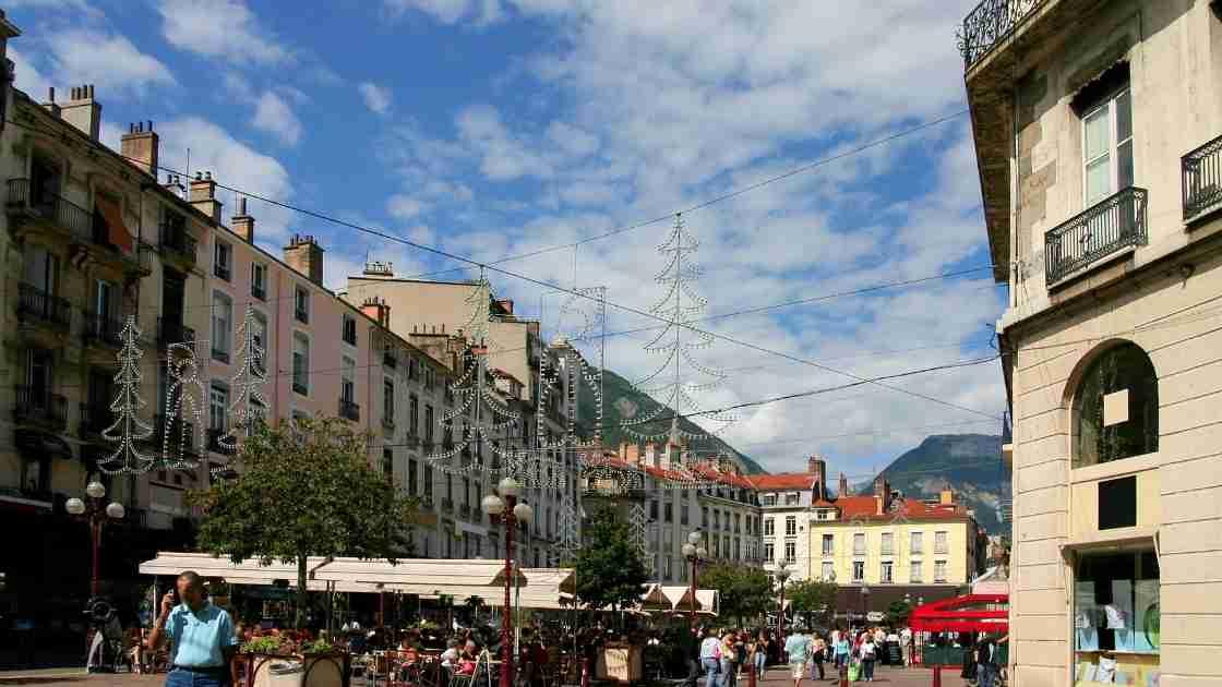 Grenoble Hyper Centre