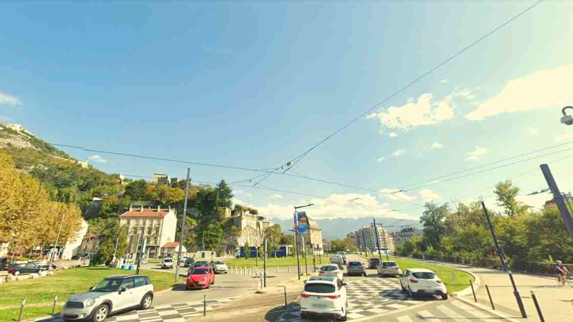 Esplanade Grenoble