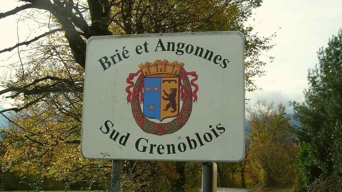 Brié et Angonnes