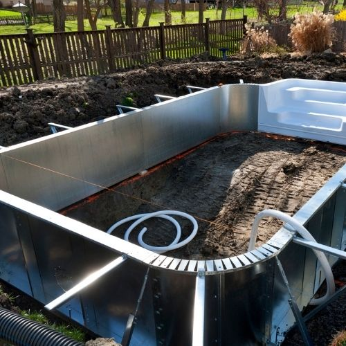 Construction piscine Eybens