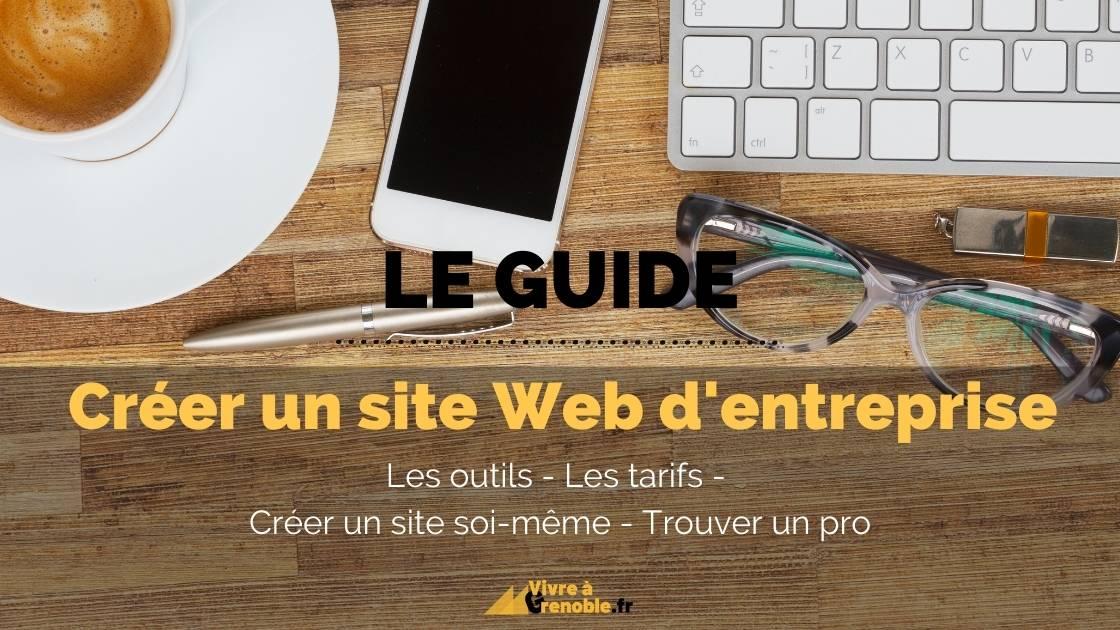 Création de site internet Grenoble