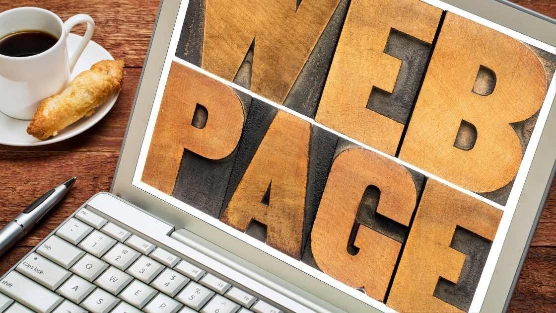 Créer des pages sur son site internet
