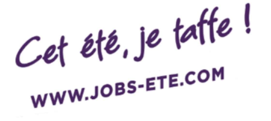 Jobs d'été CIDJ