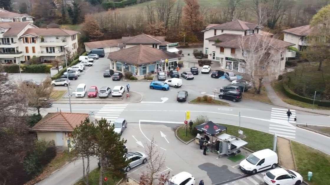 Villes autour de Grenoble
